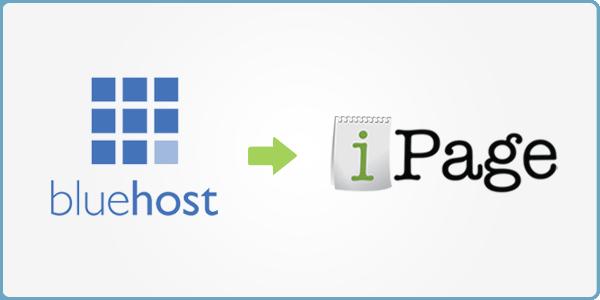 BlueHost和iPage虚拟主机对比
