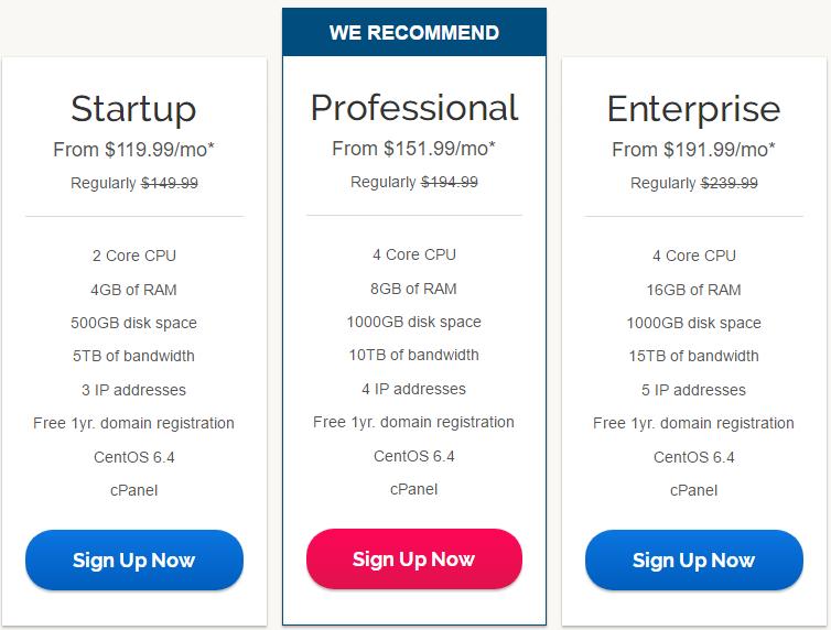 iPage美国服务器方案