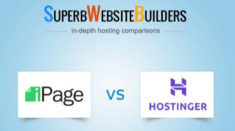 iPage vs Hostinger对比介绍
